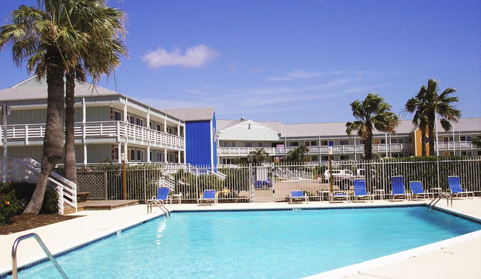 Inn at the Waterpark Galveston