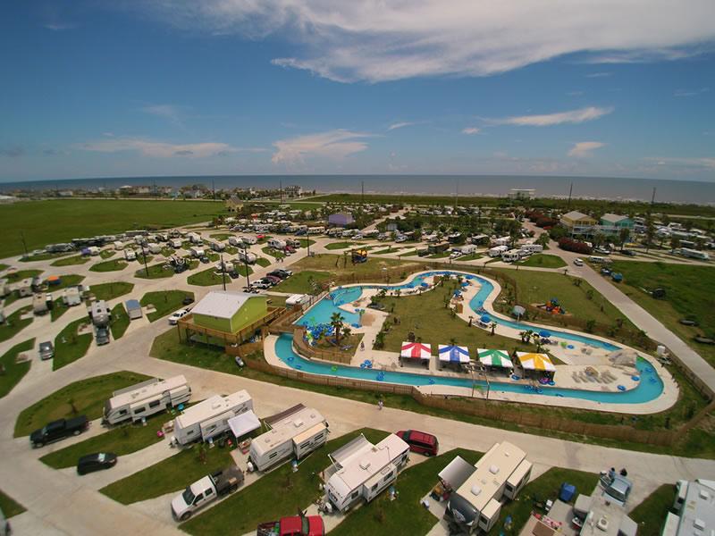 Jamaica Beach RV Park Galveston