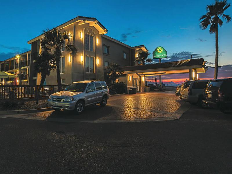 LaQuinta Inn Galveston