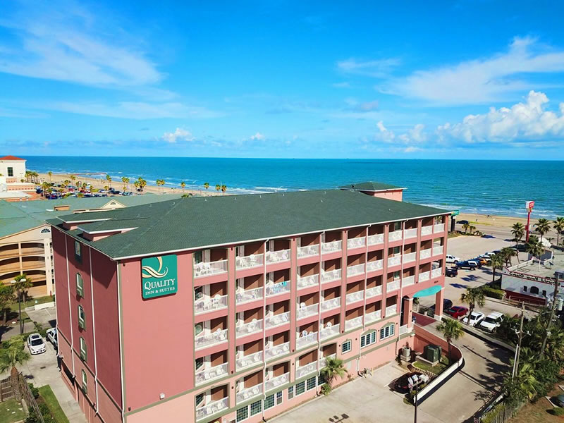 Quality Inn Beachfront