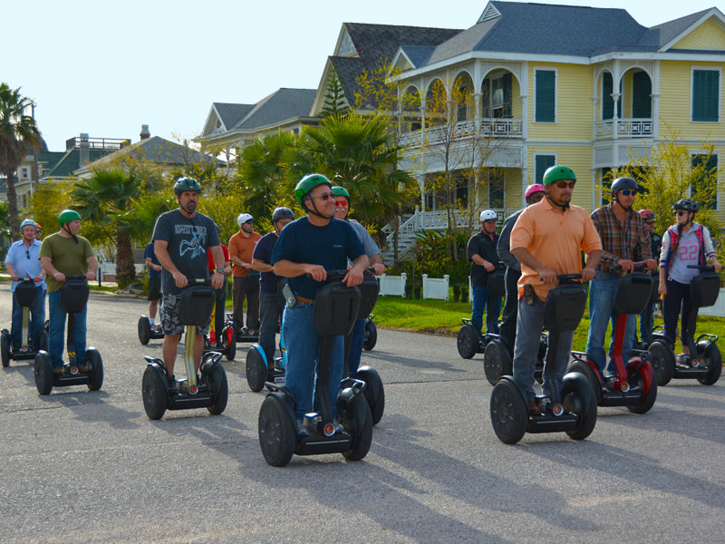 SegCity Tours Galveston