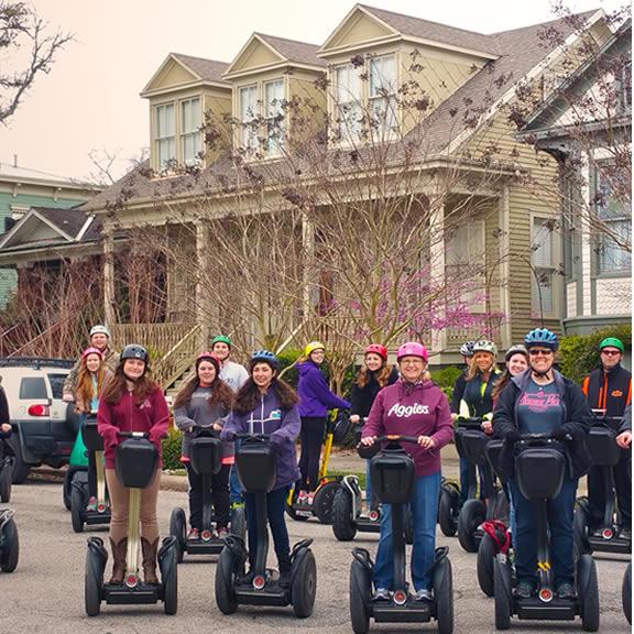 SegCity Tours Galveston