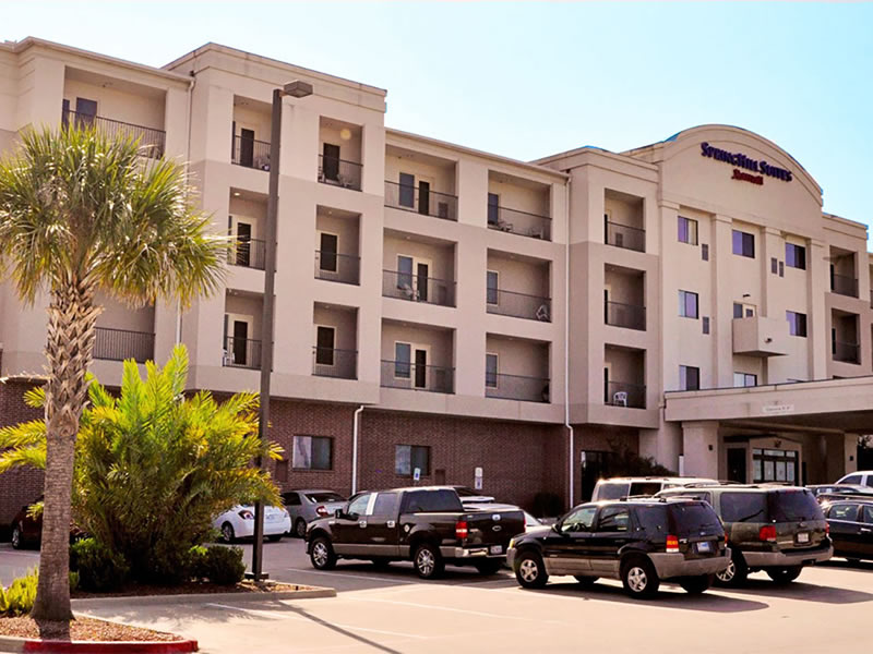 SpringHill Suites Galveston