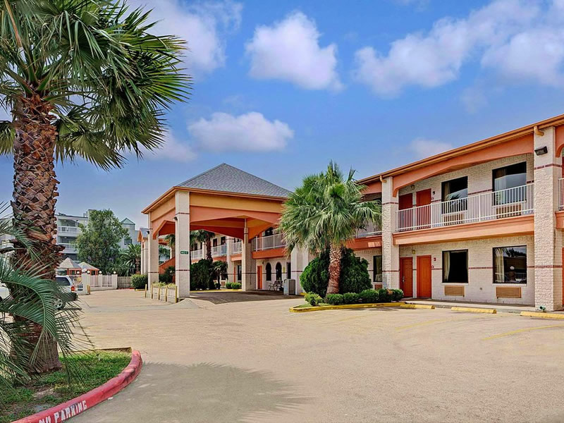 Super 8 Motel Galveston