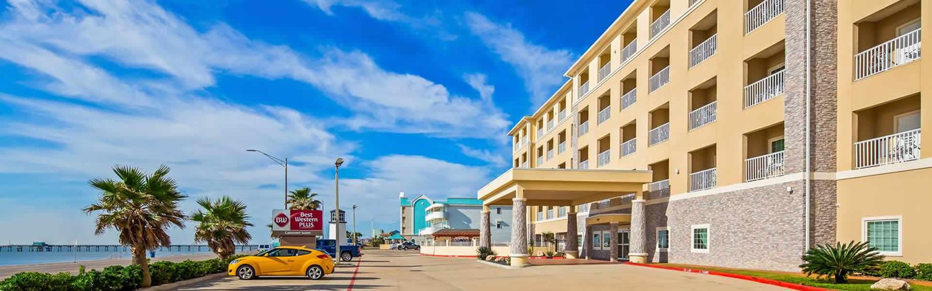 Best Western Plus Galveston Suites, Galveston TX