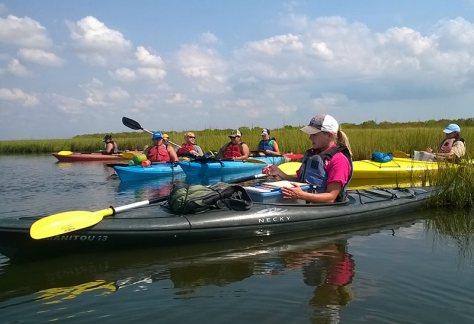 Artist Boat Kayak Adventures