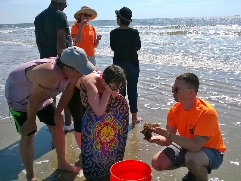 Bucket Brigade Galveston