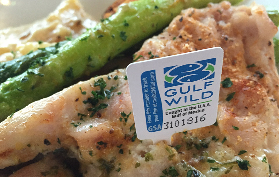Gulf Wild Snapper from BLVD Seafood