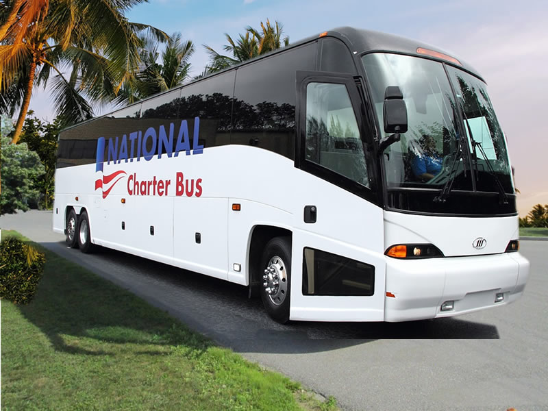 National Charter Bus Houston