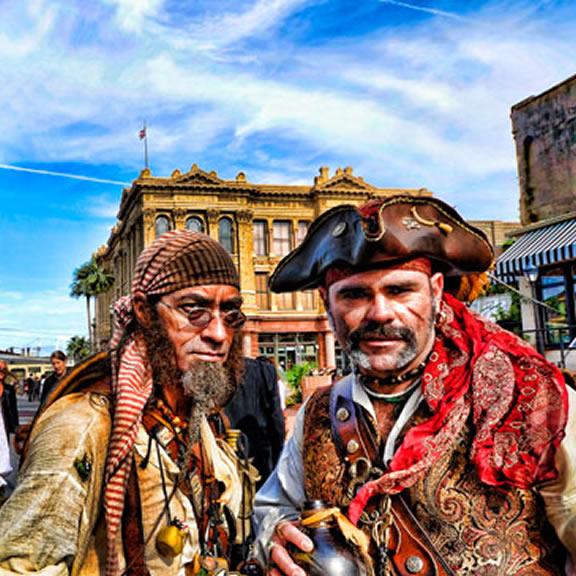 Pirates Legends of the Gulf Coast, Galveston TX