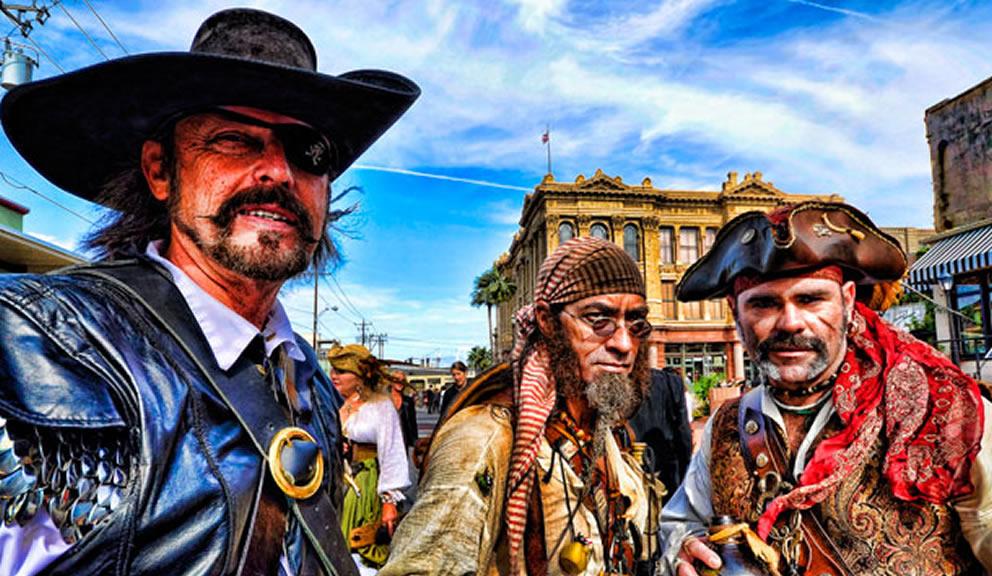 Pirates Legends of the Gulf Coast