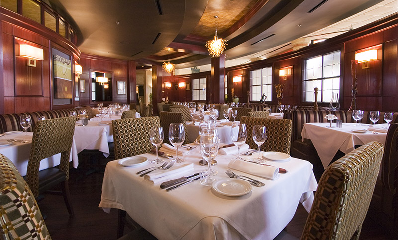 The Steakhouse at San Luis