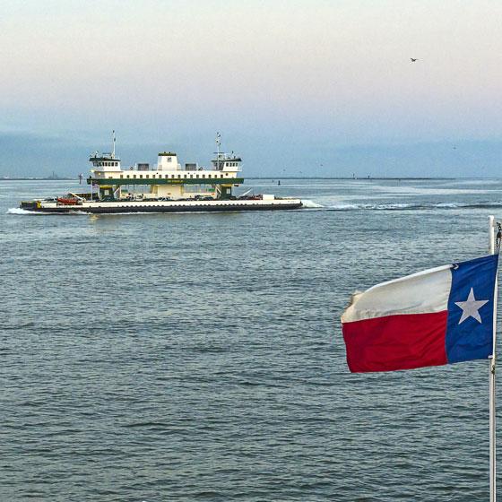 Bolivar Ferry