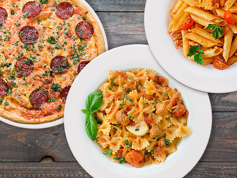 Sample Cuisine from Gino's Pizzeria & Italian