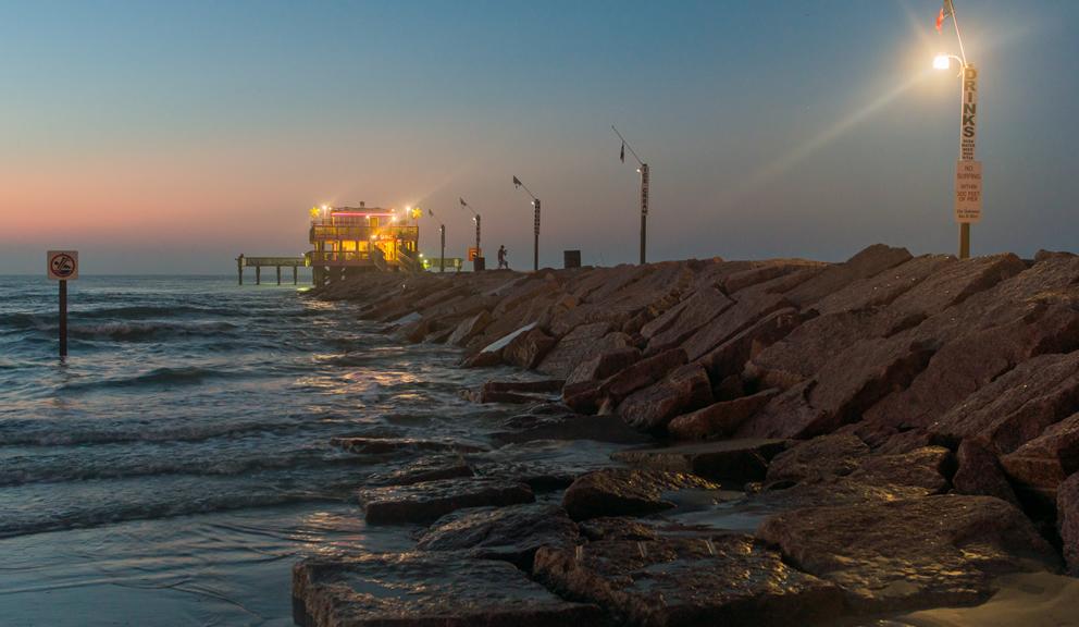 61st Street Fishing Pier, Galveston