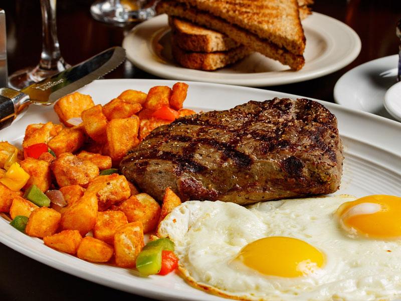 Breakfast Entree at Blake's Bistro