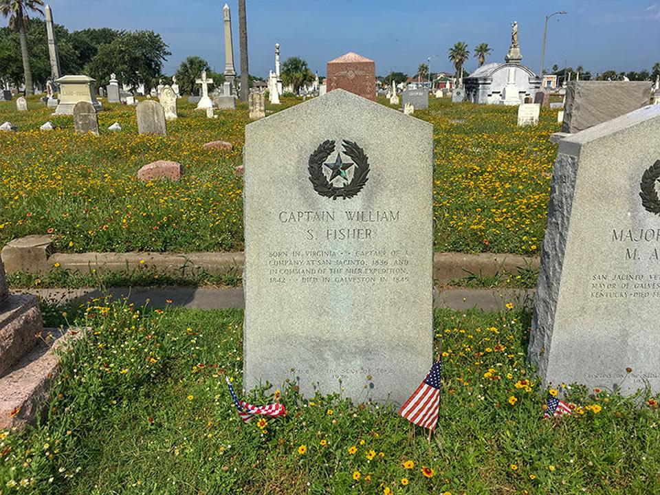 Captain William S Fisher