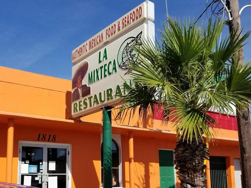 La Mixteca Mexican Seafood