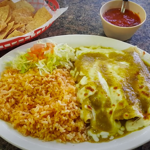 Los Compas Taqueria Mexican Restaurant, Galveston TX