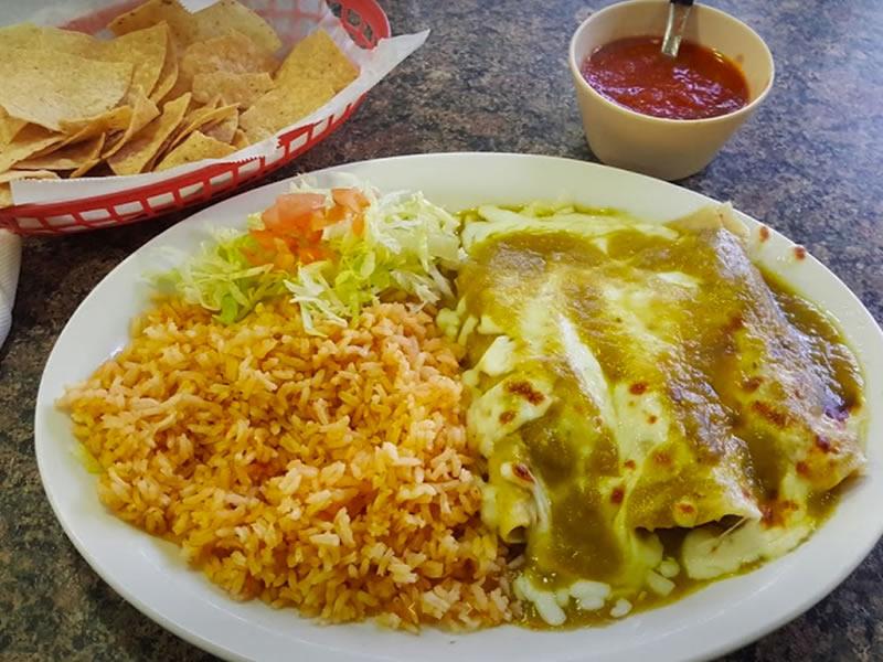 Los Compas Taqueria Mexican