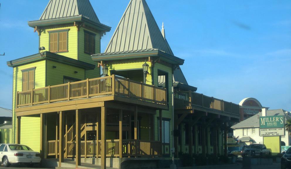 Millers Seawall Grill, Galveston TX