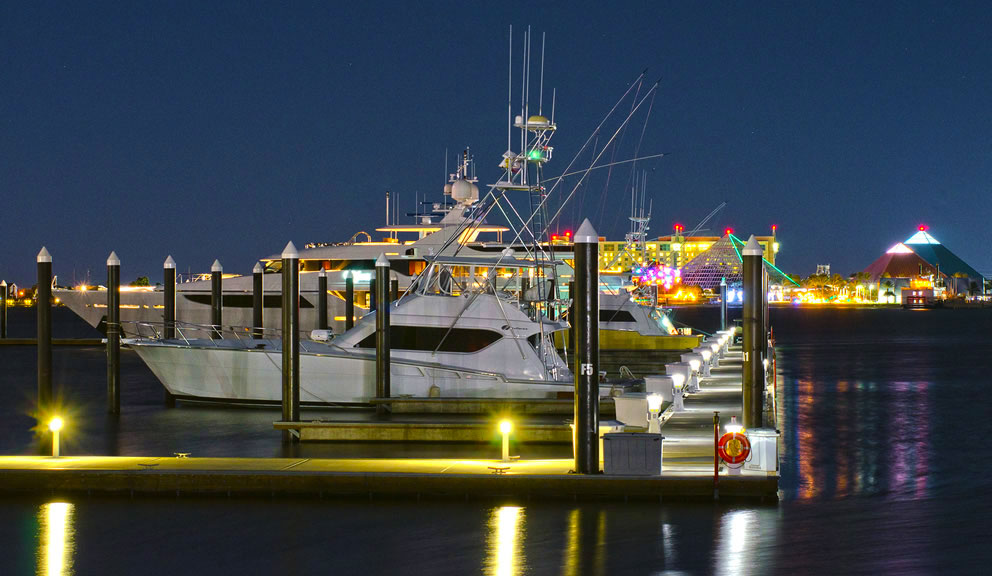 Pelicans Rest Marina, Galveston TX