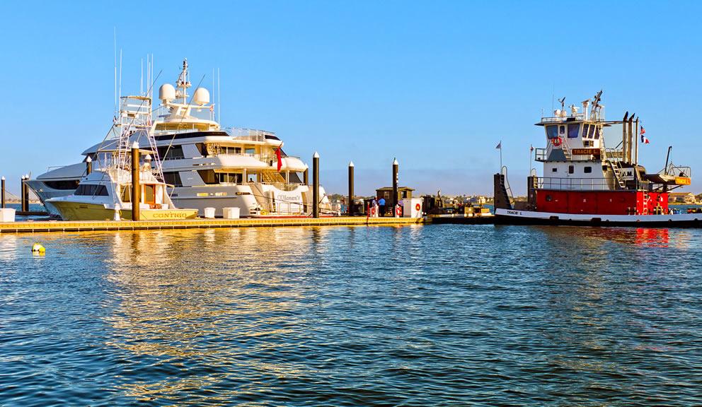 Pelican Rest Marina, Galveston TX