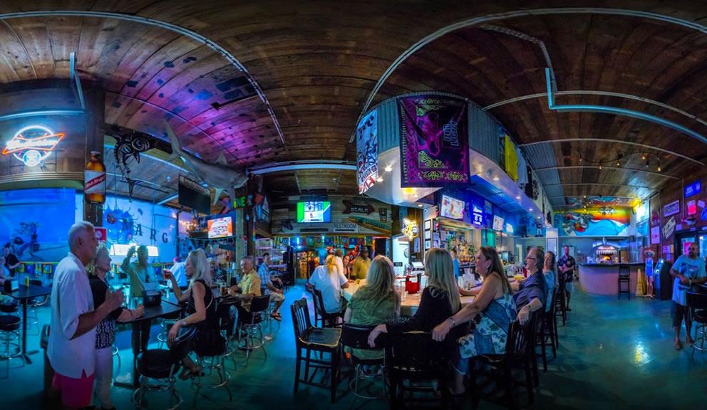 Sharky's Tavern, Galveston TX