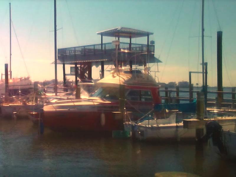 Sunset Marina at Offatts Bayou