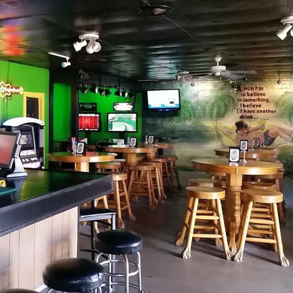 Lucky Lounge, Galveston TX