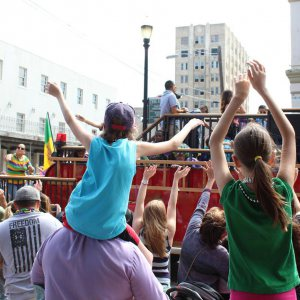 Shriners Hospitals for Children & Sunshine Kids Parade