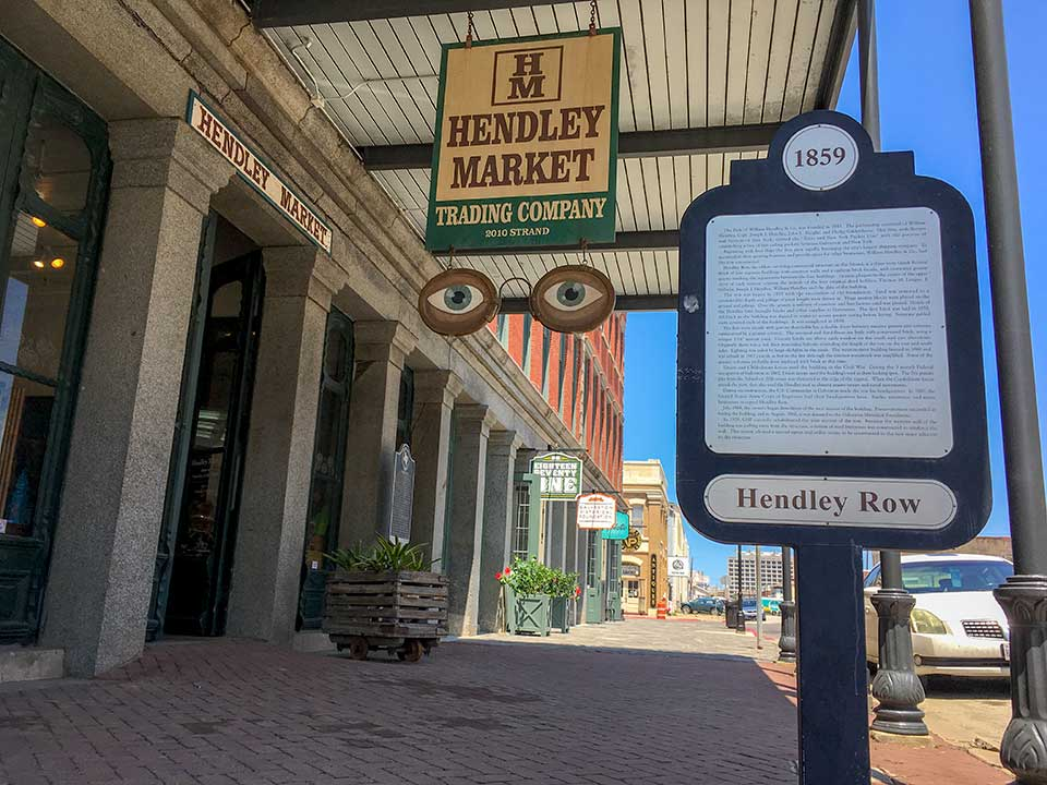 1859 Hendley Row Historical Marker