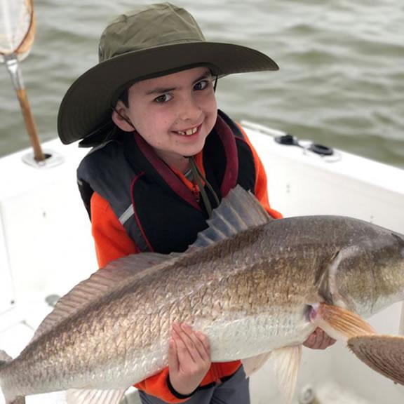 4 Reel Fishing Charters, Galveston TX