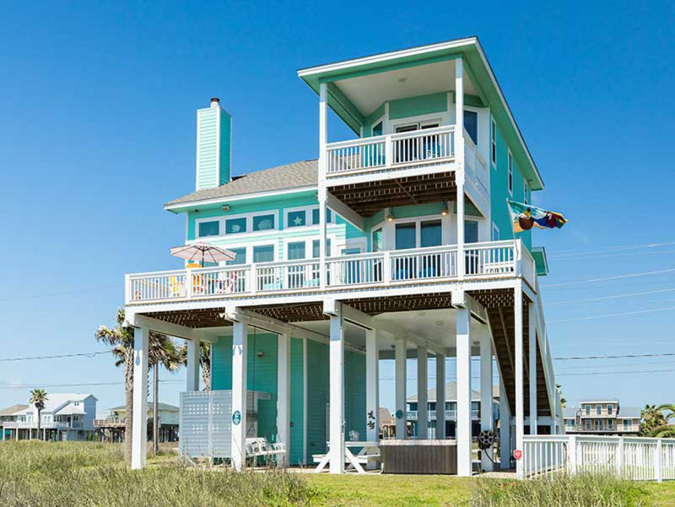 Crab Shack Vacation Rental