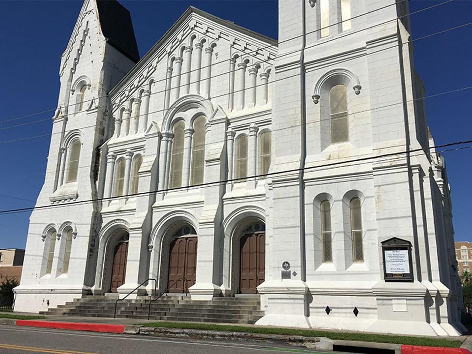 First Presbyterian Church Historical Marker