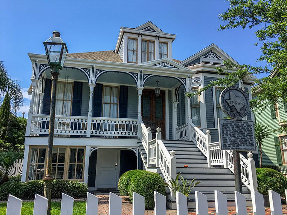 Frederich Erhard House Historical Marker