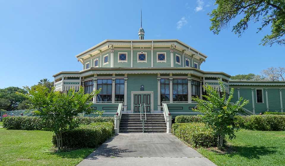 Galveston Garten Verein Historical Marker