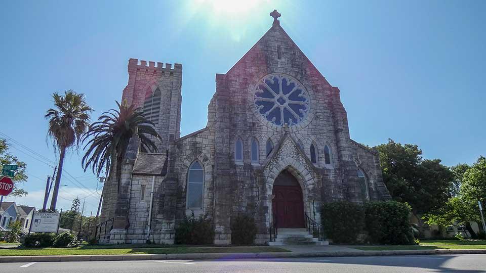 Grace Episcopal Church Historical Marker