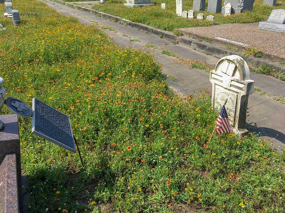 Greensville S. Dowel Historical Marker