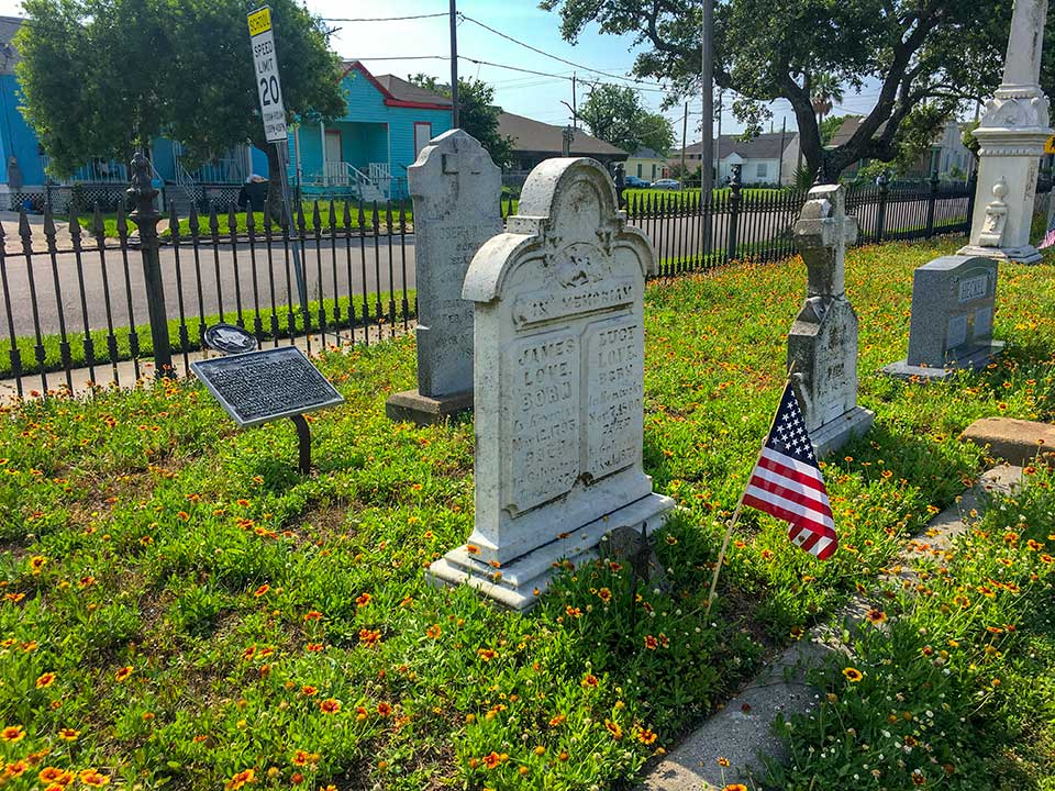 James Love Historical Marker