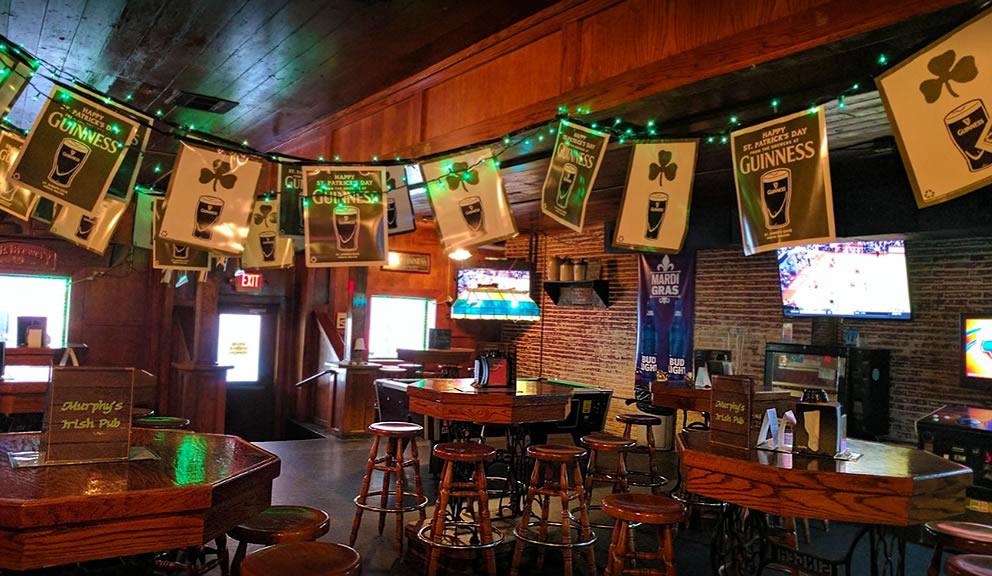 Murphy's Irish Pub, Galveston TX