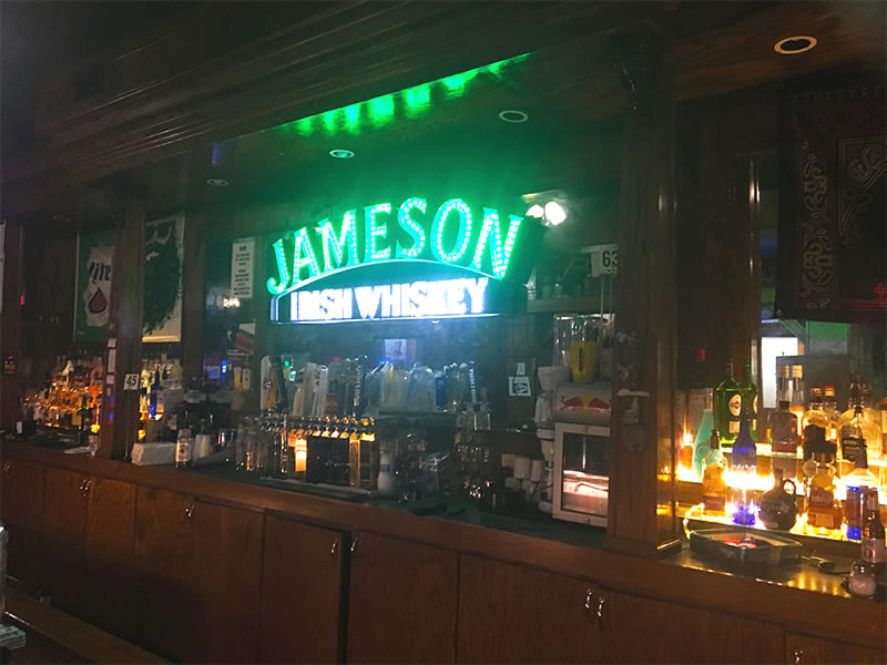 Murphy's Pub Downstairs Bar