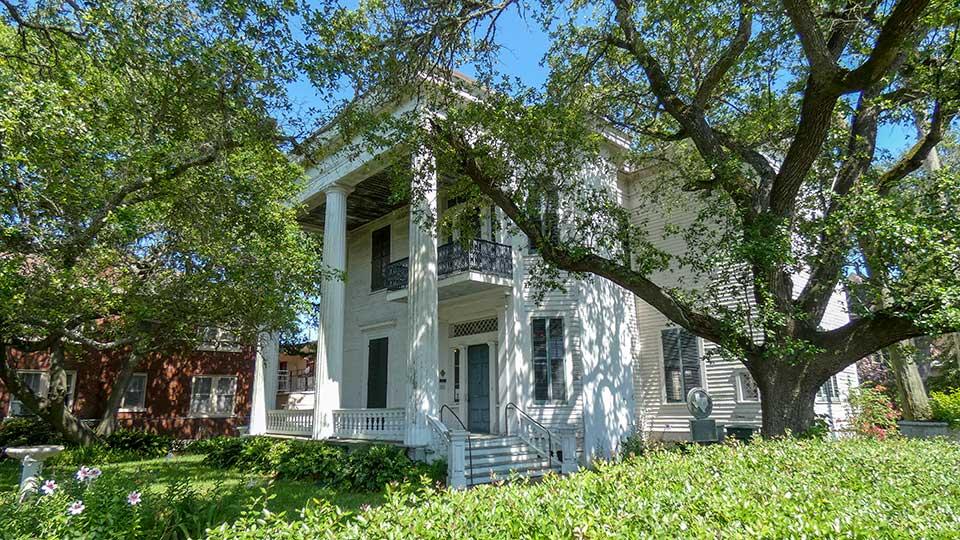 Powhatan House Historical Marker