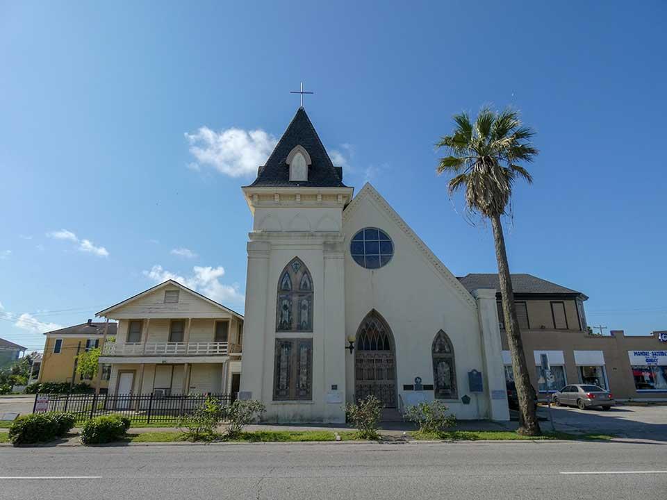 Reedy Chapel AME Church Historical Marker