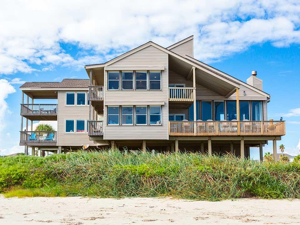 Sandy Knoll Beach House