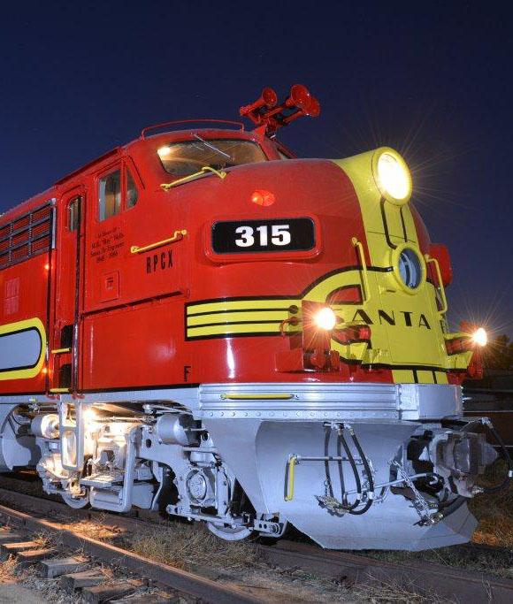 Sante Fe Train
