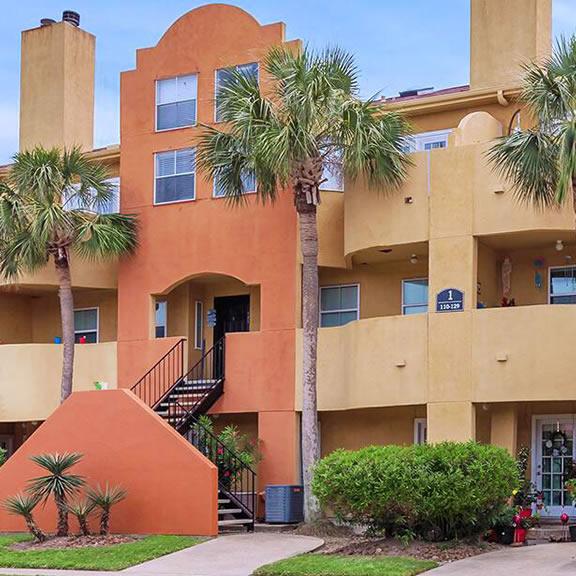 Seaside Village Apartments, Galveston TX