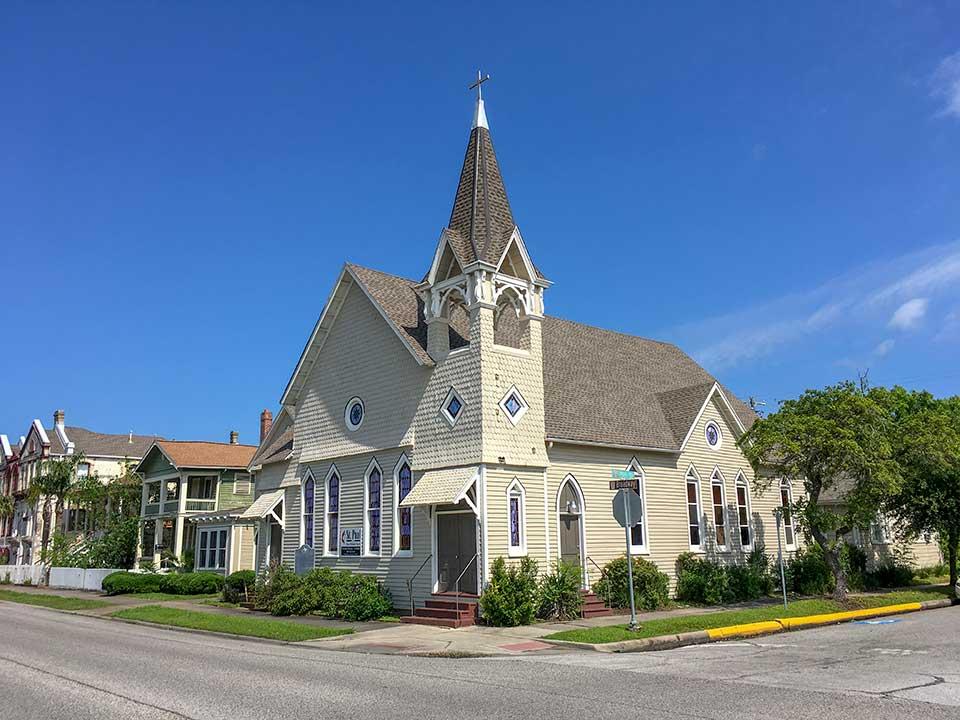 St Paul United Methodist Church Historical Marker