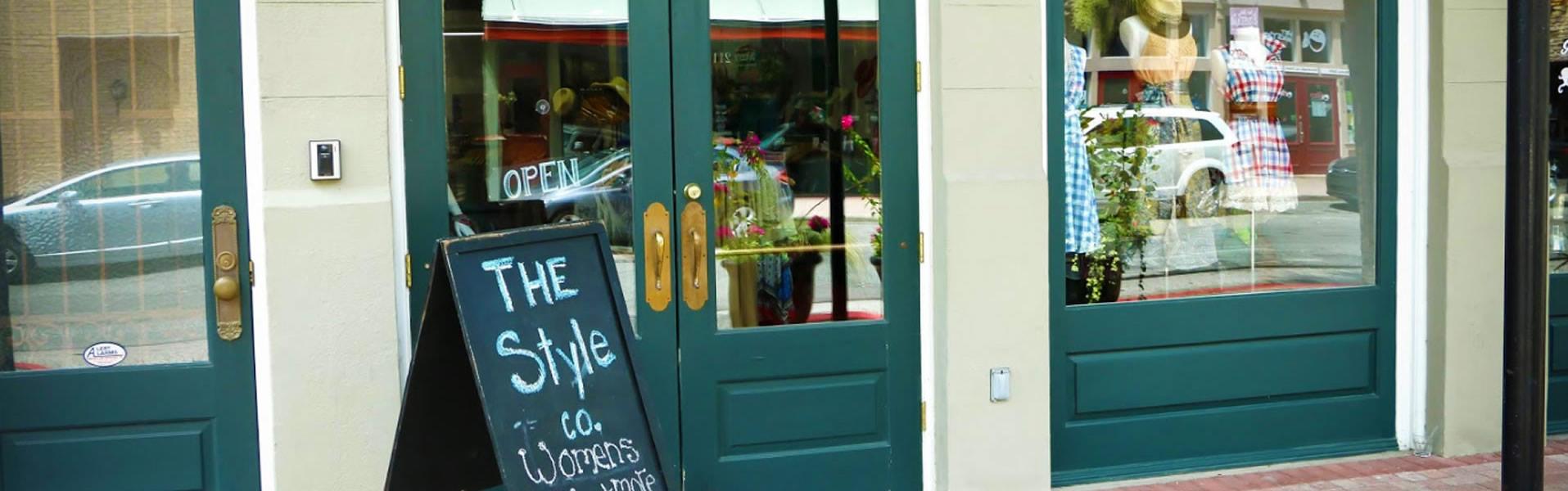 Style Co. Front-Door, Galveston TX