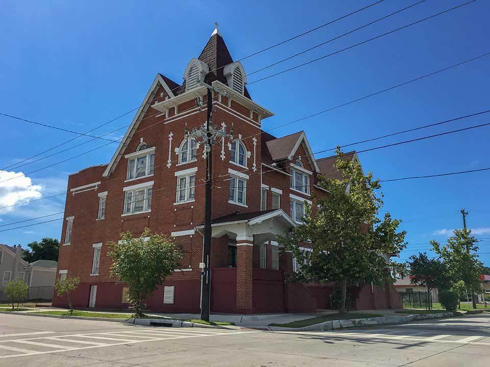 Wesley Tabernacle United Methodist Church Historical Marker